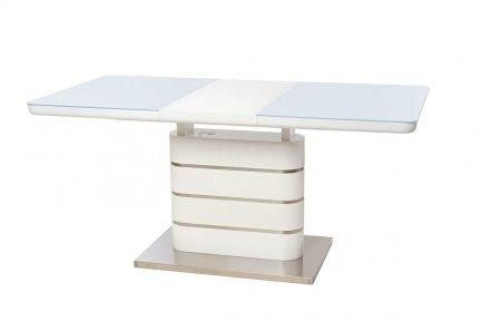 Обідній стіл TM-52-1 білий