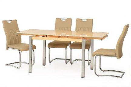 Обідній стіл T-231 кремовий