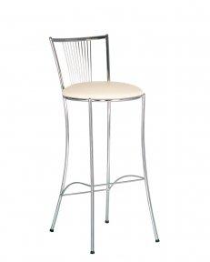 Барний стілець FOSCA hoker chrome
