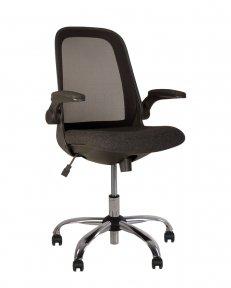 Крісло офісне GLORY GTP black Tilt CHR61
