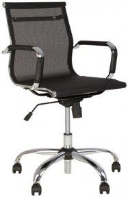 Крісло офісне SLIM LB NET Tilt CHR68