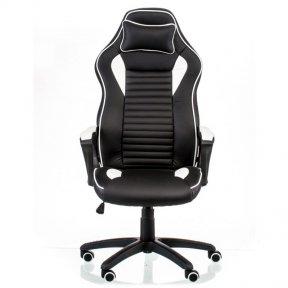 Крісло Nero Black/White