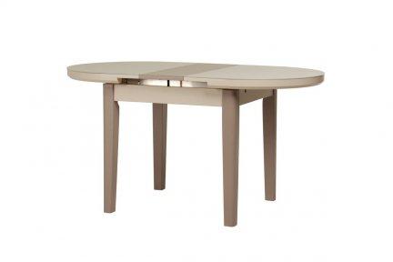 Обідній стіл TM-75 капучино-латте