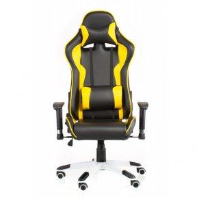 Крісло ExtremeRace black / yellow
