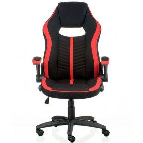 Крісло Prime Black/Red