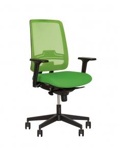 Крісло офісне ABSOLUTE R net black WA ES PL70