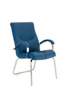 Крісло конференційне GERMES STEEL CFA LB CHROME