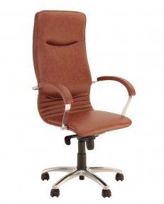 Крісло керівника NOVA STEEL CHROME MPD AL68