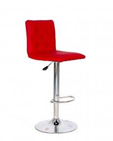 Барний стілець RUBY hoker chrome