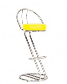 Барний стілець ZETA PLUS chrome