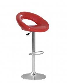 Барний стілець ROSE chrome