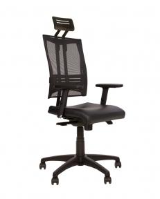 Крісло офісне @-MOTION R HR ST PL64