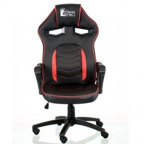 Крісло Nitro Black/Red