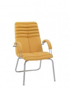 Крісло конференційне GALAXY STEEL CFA LB CHROME