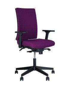 Крісло офісне NAVIGO R window black WA ST PL70 з «Синхромеханiзмом»