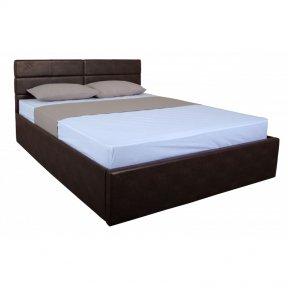 Двоспальне ліжко LAGUNA lift 1600x2000 brown