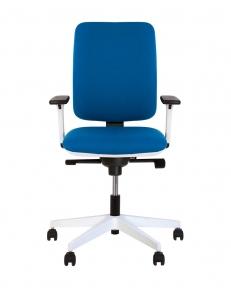 Крісло офісне SMART R white-black ST PL71