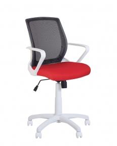 Крісло офісне FLY lux GTP WHITE Tilt PW62