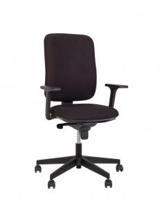 Крісло офісне SMART R black ES PL70