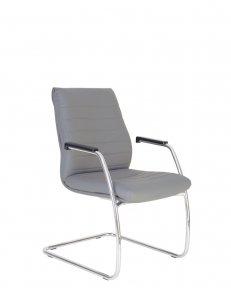 Крісло конференційне IRIS STEEL CF LB CHROME
