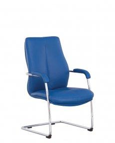 Крісло конференційне SONATA steel CF LB chrome