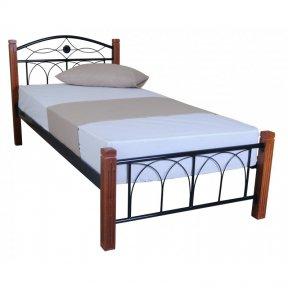 Односпальне ліжко RUAN 900x2000 black