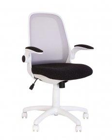 Крісло офісне GLORY GTP white Tilt PW62
