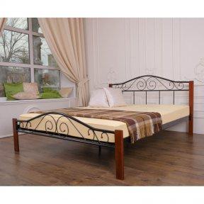 Двоспальне ліжко VEDERI 1400x2000 black