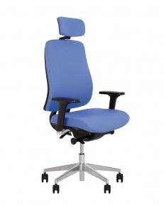 Крісло офісне ABSOLUTE R HR black WA EQA AL70