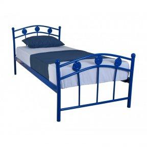 Дитяче односпальне ліжко Eagle SMART 900х2000 blue