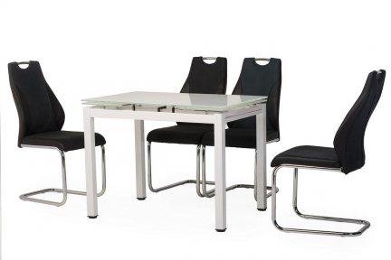 Обідній стіл T-231 білий