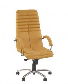 Крісло керівника GALAXY STEEL CHROME MPD AL68