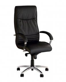 Крісло керівника OSTIN STEEL CHROME MPD AL68