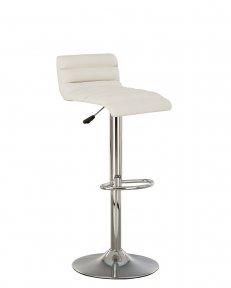 Барний стілець OLIVIA chrome