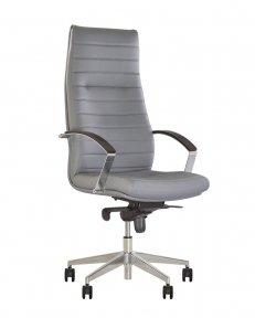Крісло керівника IRIS STEEL CHROME